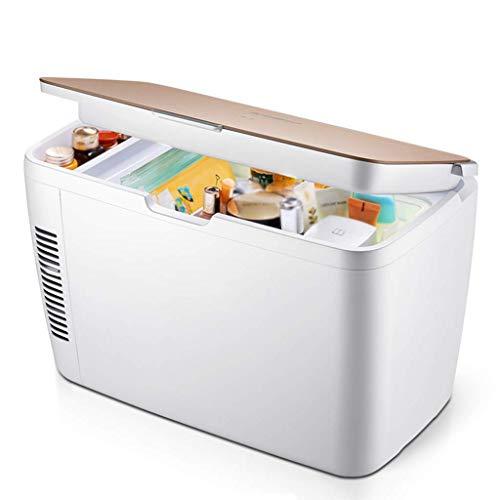 CZBXO 12L Kosmetik Kühlschrank Hautpflegeprodukte kleine Kühlschrank Maske Aufbewahrungsbox