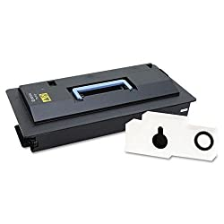 TK712 Toner, 40000 Page-Yield, Black