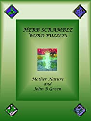 Herb Scramble - Word Puzzles (English Edition)