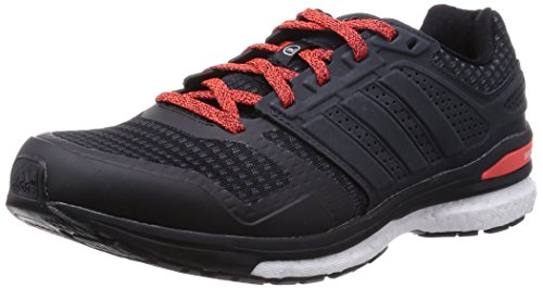 adidas Performance  Supernova Sequence, Running homme Noir - Schwarz (Core Black/Core Black/Solar Red)