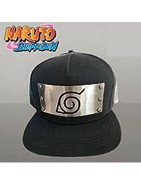 PCM Naruto Snap Back Cap Akatsuki Berretti Cappelli b9O4s