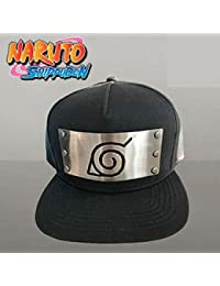 PCM Naruto Snap Back Cap Akatsuki Berretti Cappelli