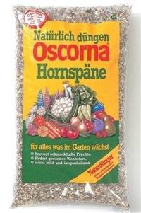 Oscorna Hornspäne, 1 kg von Oscorna auf Du und dein Garten