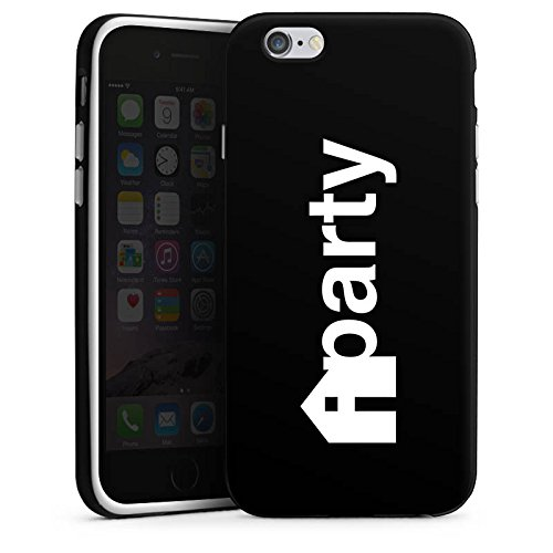 Apple iPhone X Silikon Hülle Case Schutzhülle iHausparty Fanartikel Merchandise Kojo Silikon Case schwarz / weiß