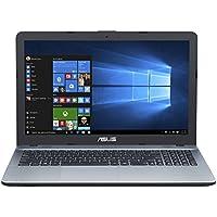 """Asus R541UJ-GO686T PC portable 15"""" Gris métal (Intel Core i7, 4 Go de RAM, Disque dur 1 To, Nvidia GeForce 920M 2G, Windows 10) [Ancien Modèle]"""