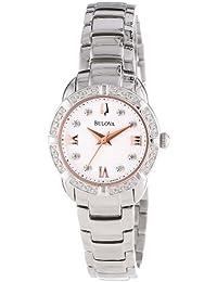 Amazon.es  reloj bulova mujer - 20 mm - 29 mm  Relojes a50c7d6ee2a4