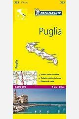 Puglia Map 363 Map