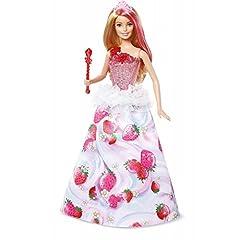 Idea Regalo - Barbie DYX28 Principessa Regno delle Caramelle