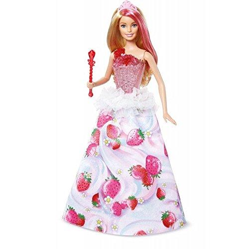 Mattel Barbie DYX28 - Bonbon Licht und Musik Prinzessin