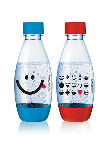 SodaStream 2x 0,5 Liter Flachen Kids Edition