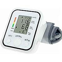 XUEYAYI Monitor automático de presión Arterial en la Parte Superior del Brazo, Detector de arritmia