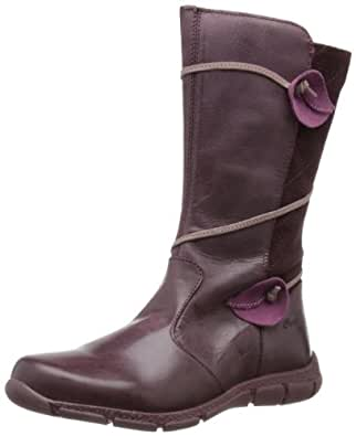 Primigi Girls Rennes1 Boots 9218100 Prugna 7 UK Child, 24 EU