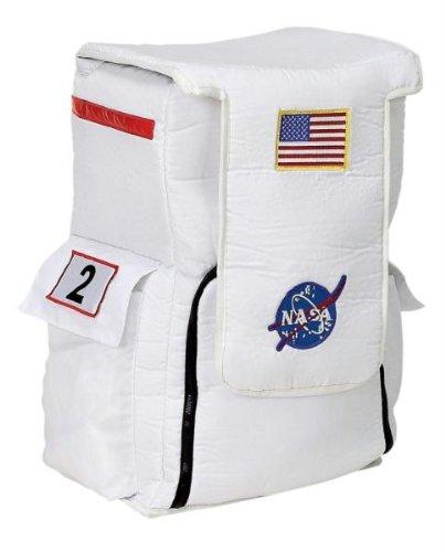 Astronaut Rucksack Kostüm - Morris Costumes RUCKSACK WHITE ASTRONAUT