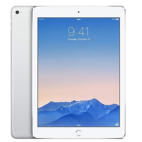 Apple iPad Air 2 64GB 4G - Silber - SIM-Free (Generalüberholt) 4g Apple