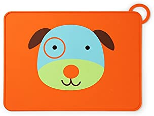 Skip Hop Zoo Fold and Go Placemat - Dog (Multicolor)
