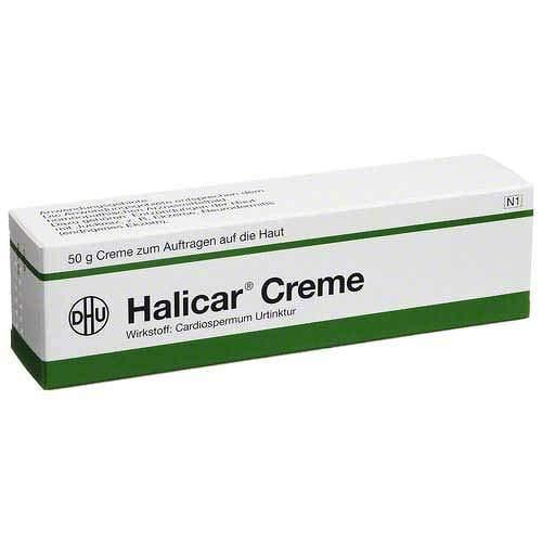 Halicar Creme, 50 g Creme -