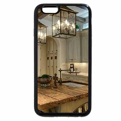 iPhone 6S / iPhone 6 Case (Black) kitchen in house