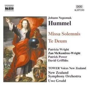 Hummel: Missa Solemnis / Te Deum