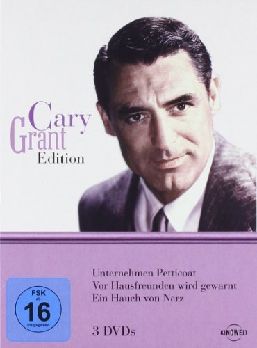 Cary Grant Edition 1 [3 DVDs]