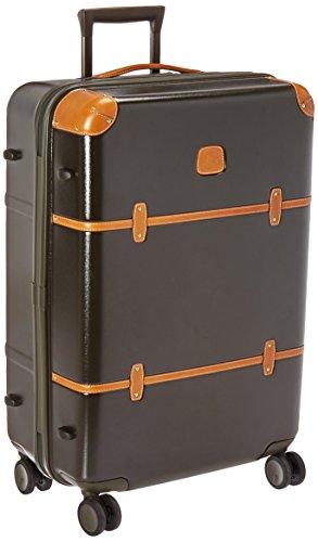 Bric's Bellagio Laptop Rollkoffer, 70 cm, Grün (Olive)