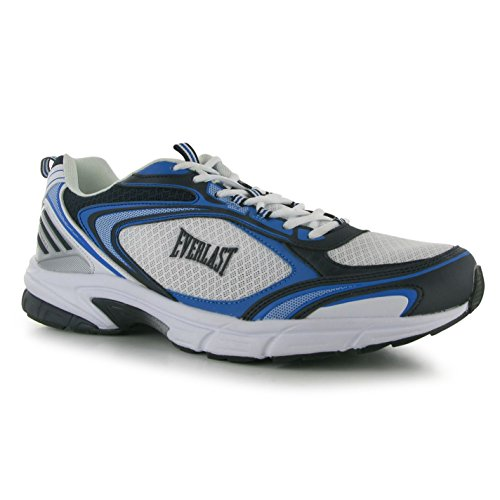 everlast-mens-jog-trainers-full-lace-up-sport-fitness-gym-training-shoes-white-navy-blue-uk-8