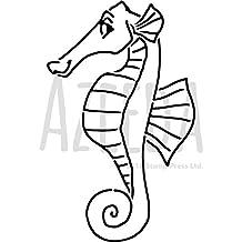 Disegni di cavallucci marini for Immagini di cavalluccio marino