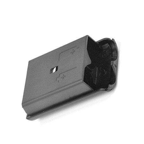 Akku Batterie Deckel Cover Schale für Gamepad Xbox 360 Funk Controller- schwarz