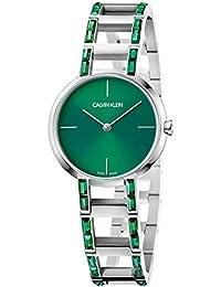Calvin Klein Cheers K8NT3XWL Reloj de Pulsera para Mujeres