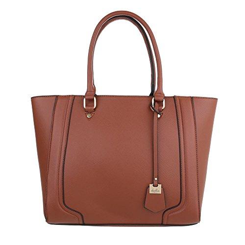 Taschen Handtasche Braun