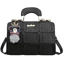 3042e9689f42b Pahajim Ladies Handtasche Fashion Rucksack Damenhandtasche tasche taschen  günstig beuteltasche günstige handtaschen damen taschen schöne handtaschen