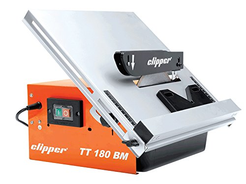 CLIPPER Fliesenschneidemaschine TT180 BM incl. Transportkoffer - EU / UK