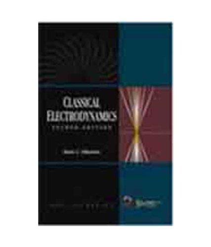 Classical Electrodynamics por Hans C. Ohanian