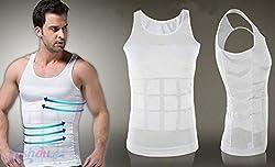 Slim N Lift TV Shopping Men's Belt Body Sculpting Polyamide Nylon Men Vest Waist Abdomen Slimming Underwear Beer Belly TV 8001 (XXXl)