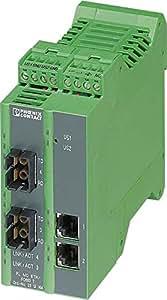 Phoenix–Accoppiatore T Ethernet fl-mc-eth/Fo 660presa