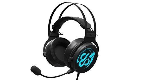 Newskill Kimera - Auriculares de gaming estéreo, color negro