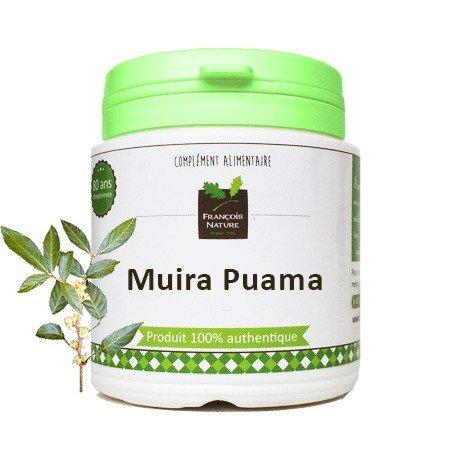 Muira puama60 gélules végétales