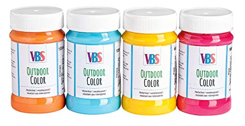 """VBS Outdoor-Color Farbset\""""Spring\"""""""