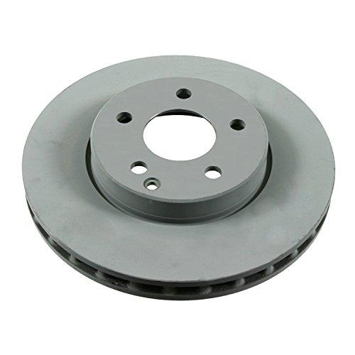 Preisvergleich Produktbild febi bilstein 22156 Bremsscheibensatz (vorne,  2 Bremsscheiben),  innenbelüftet,  Lochzahl 5
