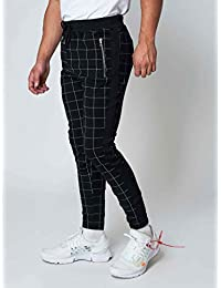 Project X Paris Pantalon de Jogging imprimé Gros Carreaux Homme M, ... f8eac671d367