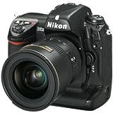 Nikon D2X Appareil photo numérique Reflex 12.4 Boîtier nu Noir