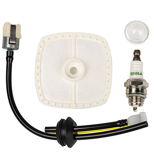 Beehive filtro carburante Lines Grommet Vent filtro aria candela primer per Echo GT225GT225I PAS225PE225PPF225SHC225SHC225S SRM225SRM225I SRM225SB SRM225U trimmer