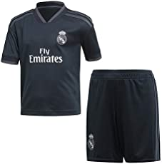 aaDDa Sportswear Non Branded Madrid Away Jersey 18/19 with Shorts