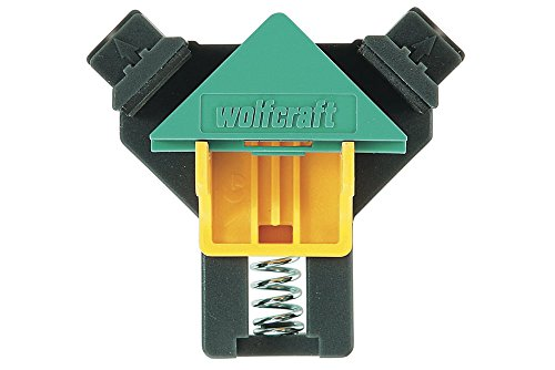 Wolfcraft 3051000 Corner Clamps ES 22 (2 Pieces) Test