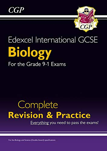 New Grade 9-1 Edexcel International GCSE Biology: Complete Revision & Practice (English Edition)