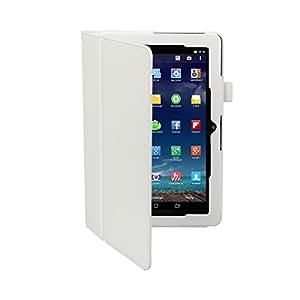 Housse de Protection pour Acer Iconia Tab 10 A3A20 FHD Coque Case Cover blanc
