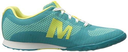 Merrell Civet Damen Sneakers Blau - Bleu (Teal)