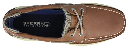 Sperry Superiore Navy Lati Marrone Scuro Mentre Cordino x1qBrAwxnR
