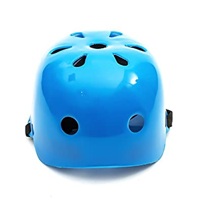 Universal Girls Child Blue Protective Helmet 2-5 Years Scooter Skateboard Roller Blades Bike Cycle Bicycle Toy by PetrolScooter