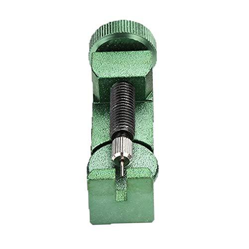 Vkospy Metalljustierbarer Uhrenarmband-Bügel Armband-Verbindungs-Remover-Reparatur-Werkzeug zufällige Farbe