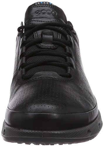 Ecco ECCOO2, Chaussures de course homme Noir (BLACK51052)